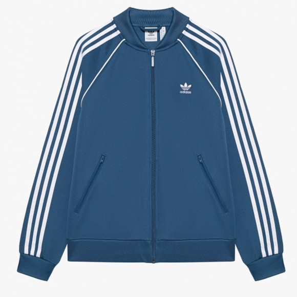 f40d6fc5dbe5 🔥HP - New Adidas Originals Superstar Track Jacket